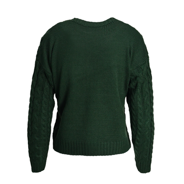 CABLE KNIT JUMPER - product image