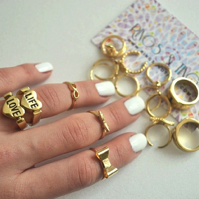 RINGS & TINGS LUCKY DIP - product image