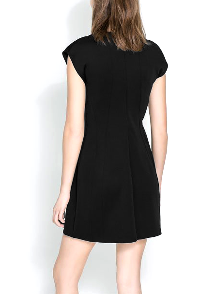MINIMAL ELASTIC DRESS - product image