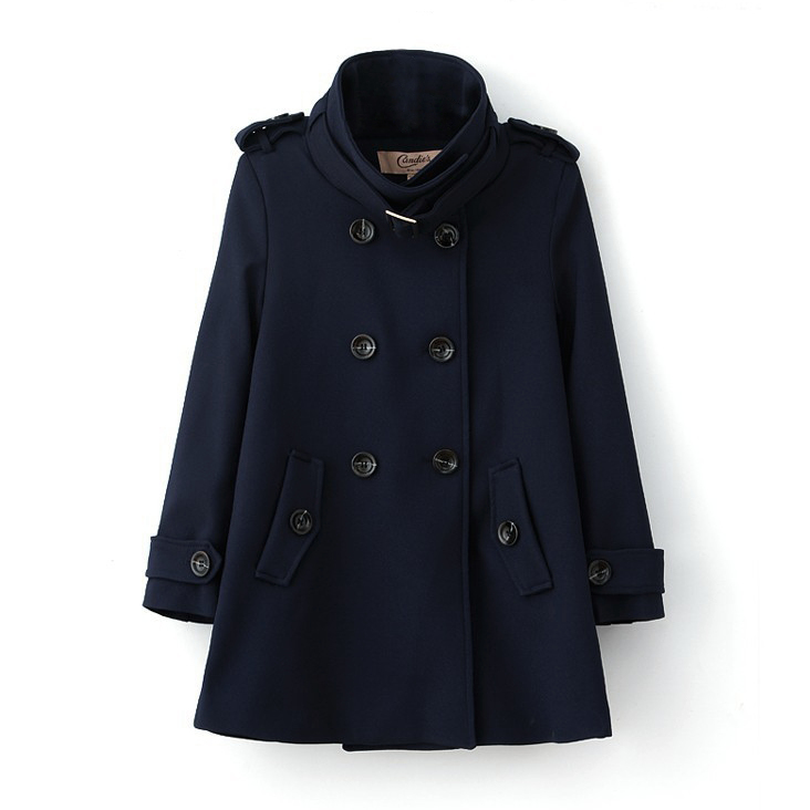 BUTTON FRONT COAT - product image