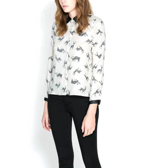 DEER SHIRT - product image