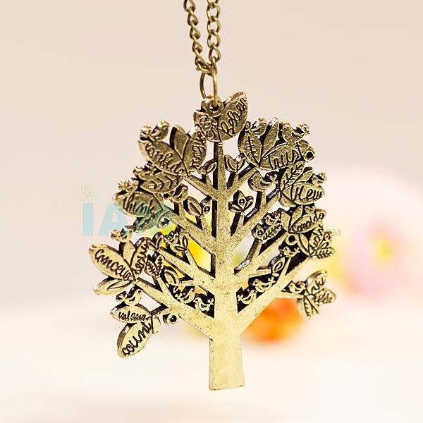 TREE NECKLACE - product image