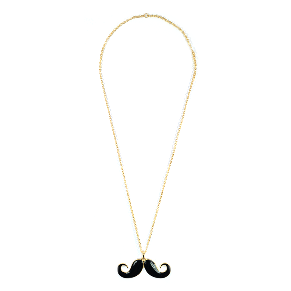MUSTACHE NECKLACE - product images  of
