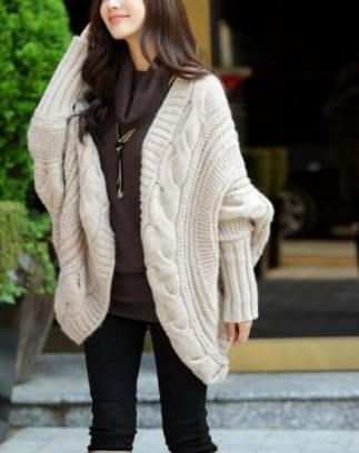 CHUNKY KNIT JUMPER - product image