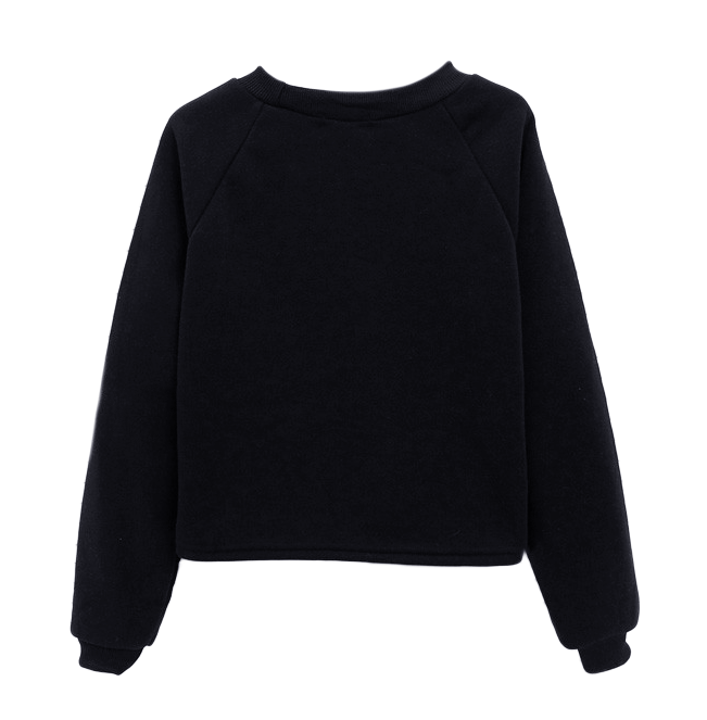 CAT CROPPED JUMPER - product image