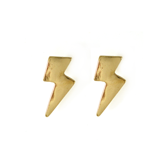 LIGHT BOLT EARRINGS - product image