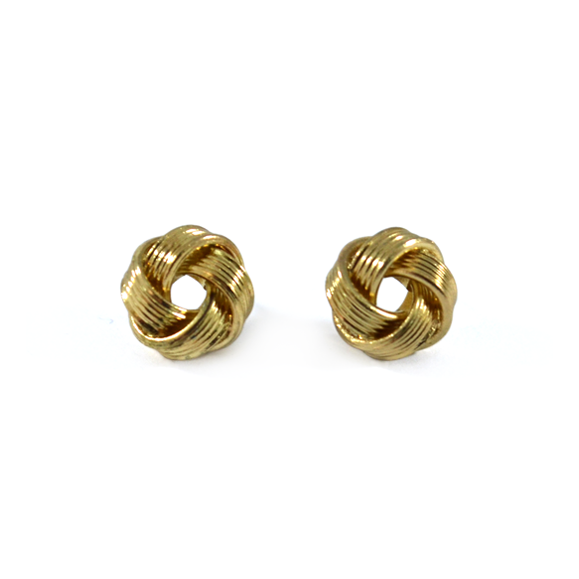 KNOT EARRINGS - product image