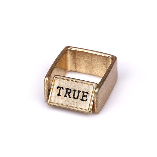 TWO SIDES RING - product image