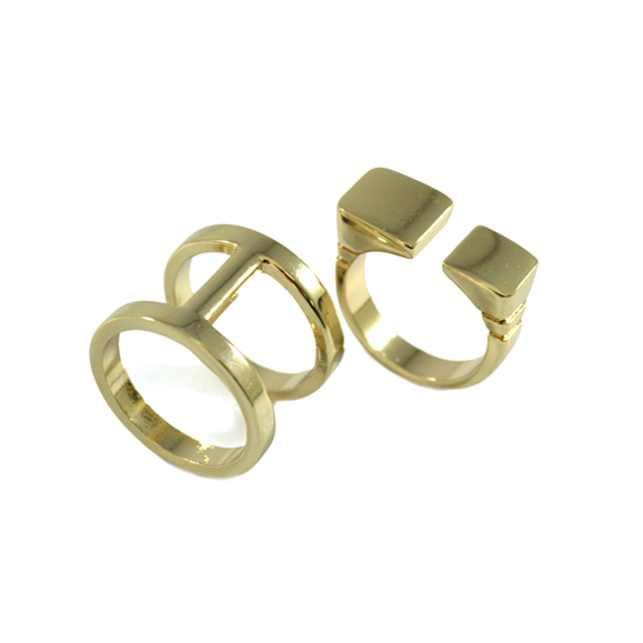 STACKABLE MINIMAL RING - product image