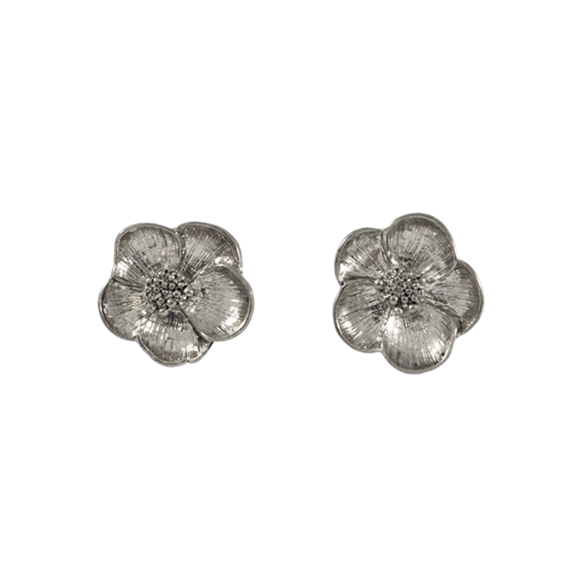 FLORAL EARRINGS - product image