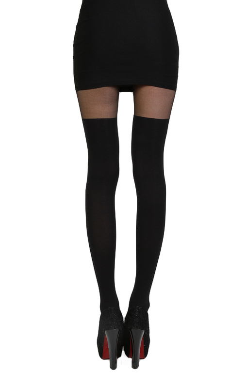BOW TIGHTS - product image