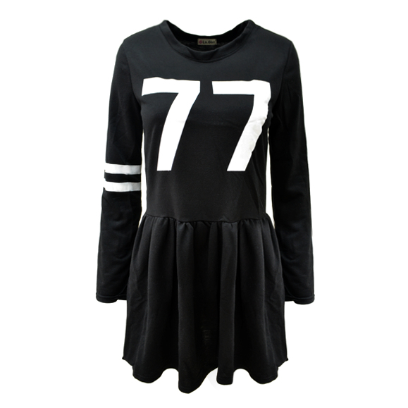 SEVENTY SEVEN DRESS - product image