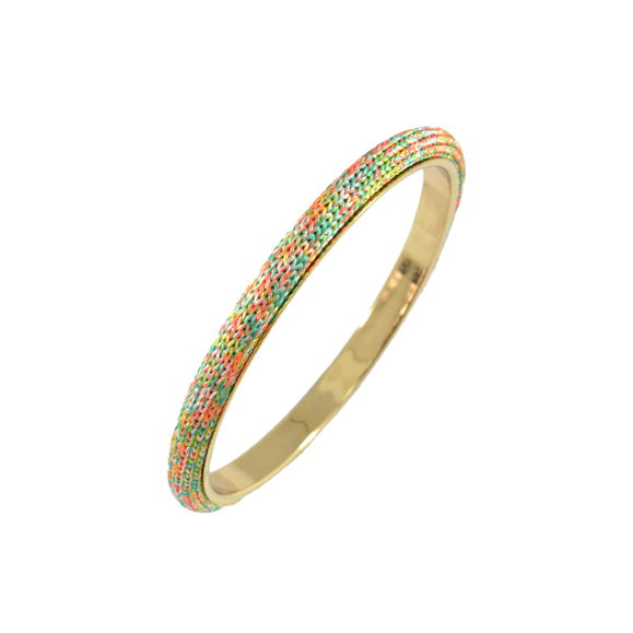 SPRING KNITTED BANGLE - product image