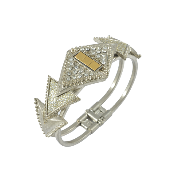 MULTI TRIANGLE BANGLE - product image
