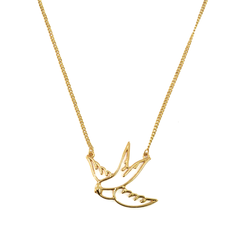 SWALLOW,NECKLACE