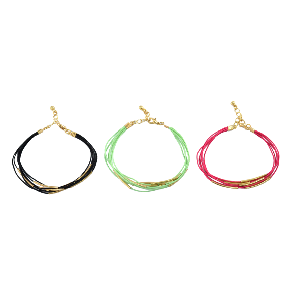 MULTI TUBE BRACELET - product image