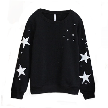 STAR,SLEEVE,JUMPER