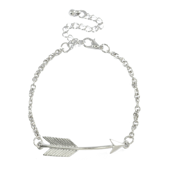 CURVE ARROW BRACELET - product image