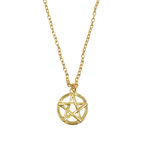 STAR,PENDANT,NECKLACE