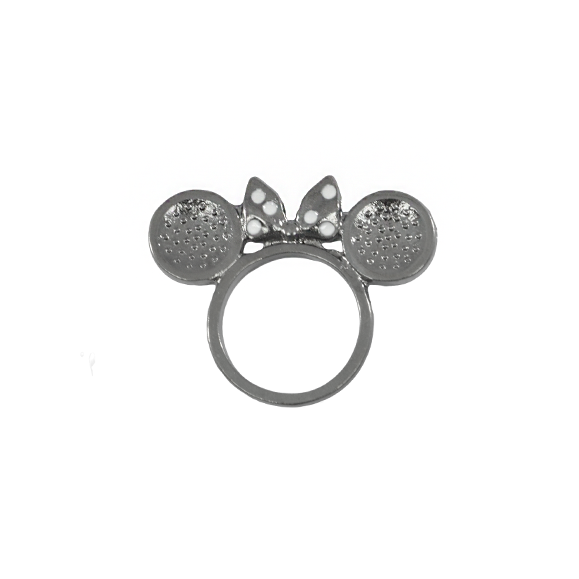 BOW WITH MOUSE EAR RING - product image
