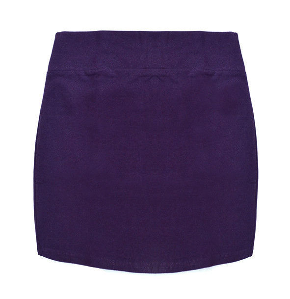 MINIMAL SKIRT PURPLE - product image