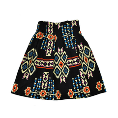 AZTEC,PATTERN,SKIRT