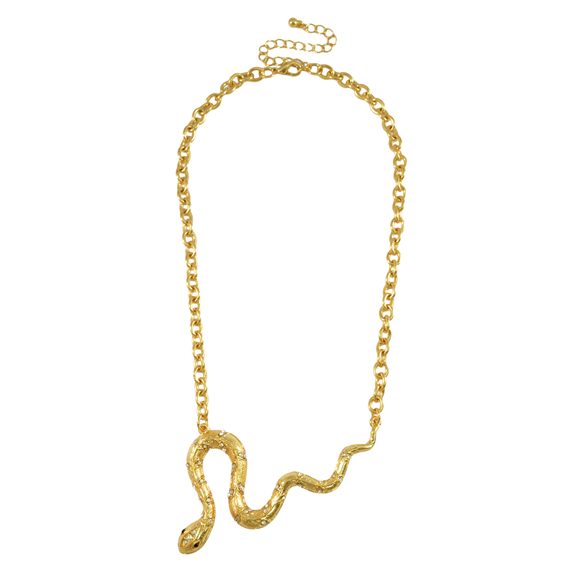 SNAKE NECKLACE - product image