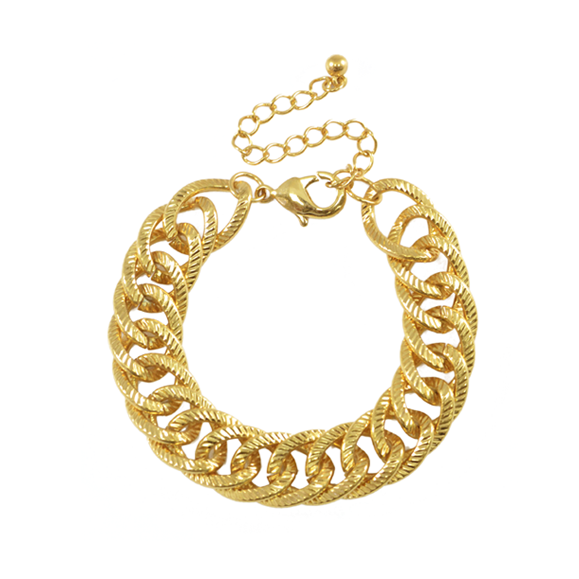 ROPE MARK CHAIN BRACELET - product image