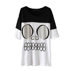SKULL,TEE,skull t shirt, skull t