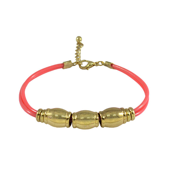 BEADS WITH DOUBLE STRING BRACELET - product image