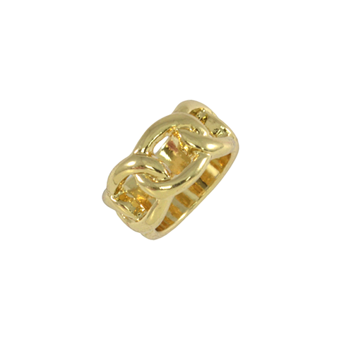 GOLD,CHAIN,RING,chunky chain ring, gold ring, chain ring