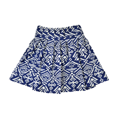 AZTEC,DESIGN,SKIRT,patterned skirt, a line skirt, summer skirt