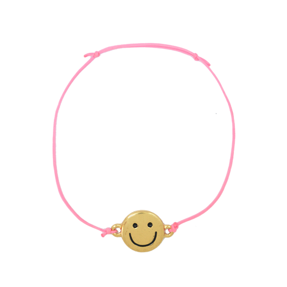 SMILEY FACE BRACELET - product image