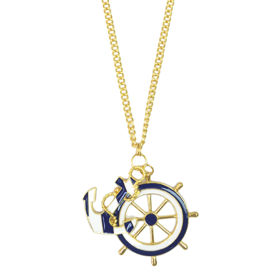 ANCHOR NECKLACE - product image