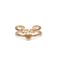 LOVE,AND,HEART,KNUCKLE,RING,KNUCKLE RING, GOLD RING, SILVER RING, LOVE RING, HEART RING