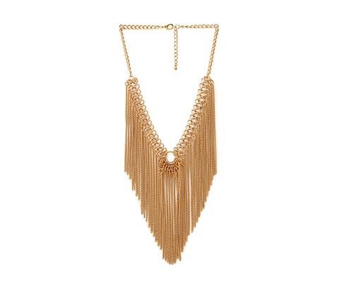 TASSEL,CHAIN,NECKLACE,CHAINS NECKLACE,CHUNKY NECKLACE