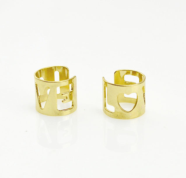LOVE EAR CUFFS - product images