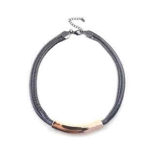 NECKLACE WITH FLAT BAR - product image