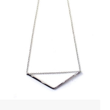 ARC-SHAPED NECKLACE - product image