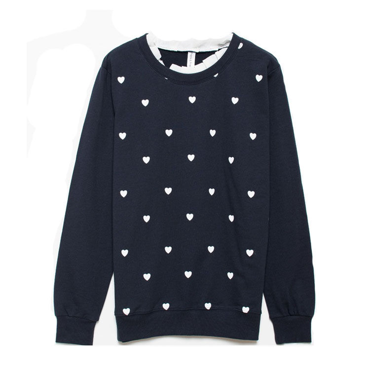 LITTLE HEARTS JUMPER - product image