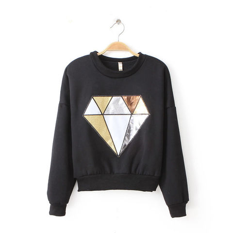 3D,DIAMOND,PRINT,JUMPER,DIAMOND PRINT JUMPER,