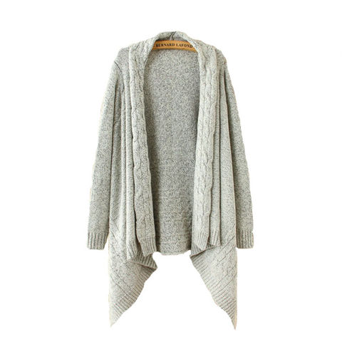 CABLE,KNITTED,CARDIGAN,KNITTED CARDIGAN