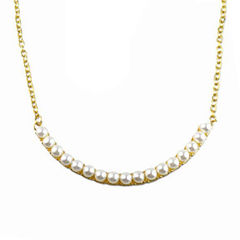 ARC,PEARLS,NECKLACE,PEARLS NECKLACE