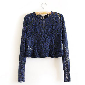 LACE TOP  - product image