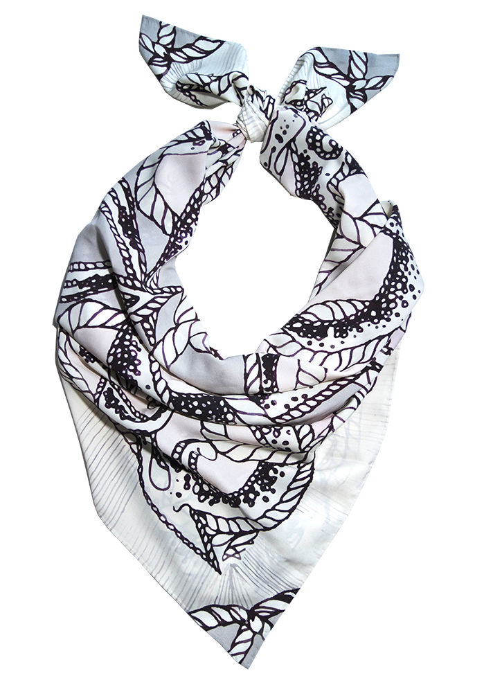 SEAHORSE SCARF - product image