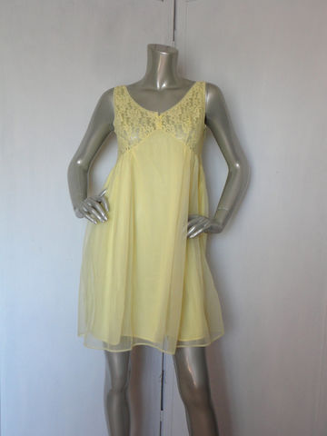 60s,Yellow,Peignoir,/,Vintage,2,Layer,By,Gaymode,Lingerie,Medium,Clothing,60s_yellow_gown,60s_peignoir,yellow_peignoir,hollywood_glam,yellow_nightgown,vintage_peignoir,wedding_peignoir,gaymode,nylon,sheer,2_layer_peignoir,2_layer_nightgown,medium_peignoir