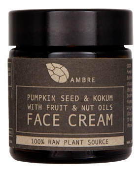 PUMPKIN SEED & KOKUM WITH FRUIT & NUT OILS FACE CREAM 30ml - product images