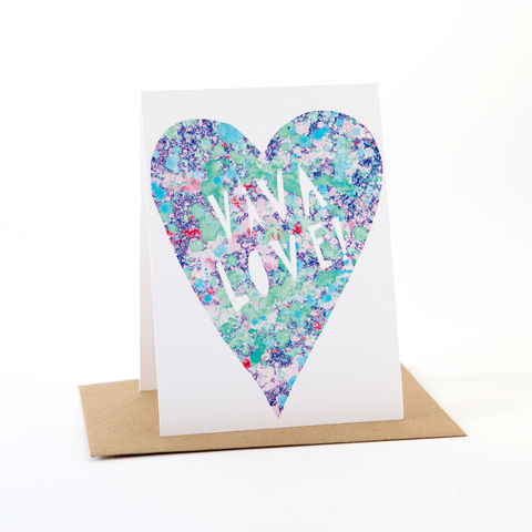Paint,Card-,Viva,Love,Greeting Cards