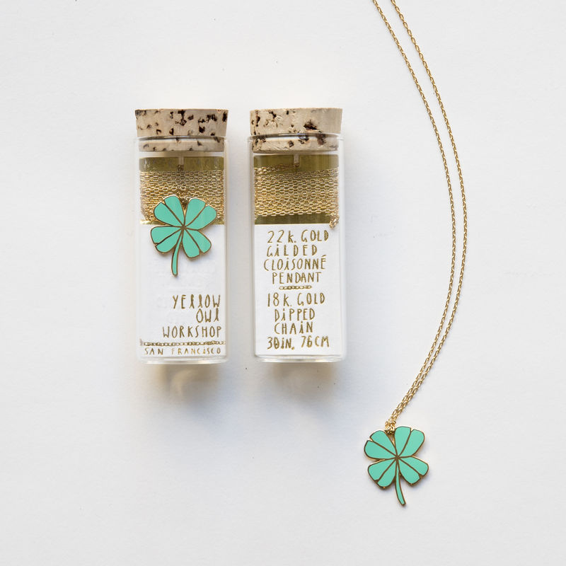 Lucky Clover Pendant - product images  of