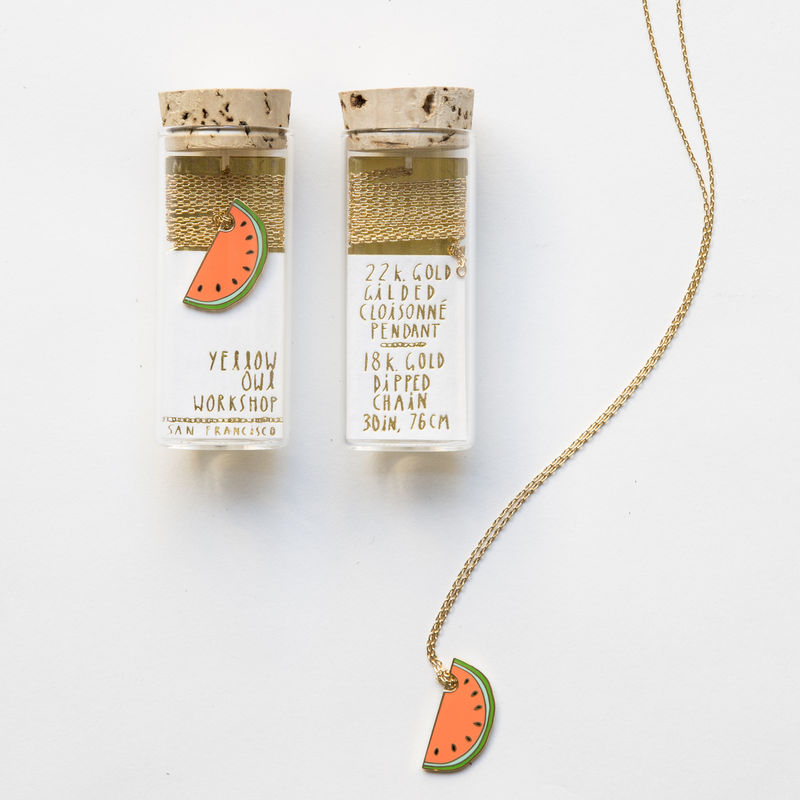 Watermelon Pendant - product images  of